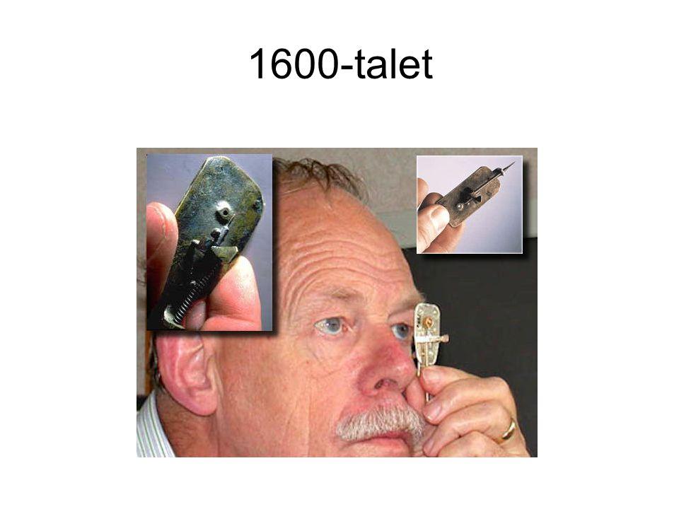 1600-talet