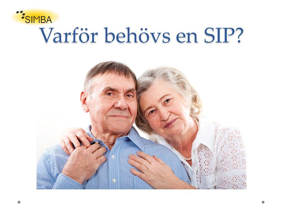 Varför behövs en SIP