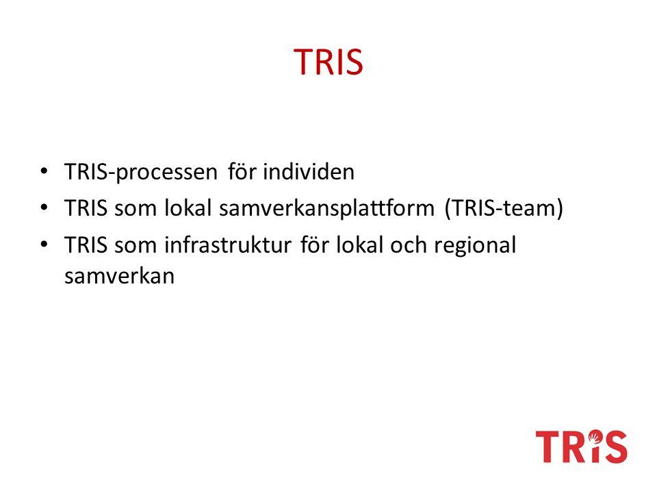 TRIS TRIS-processen för individen