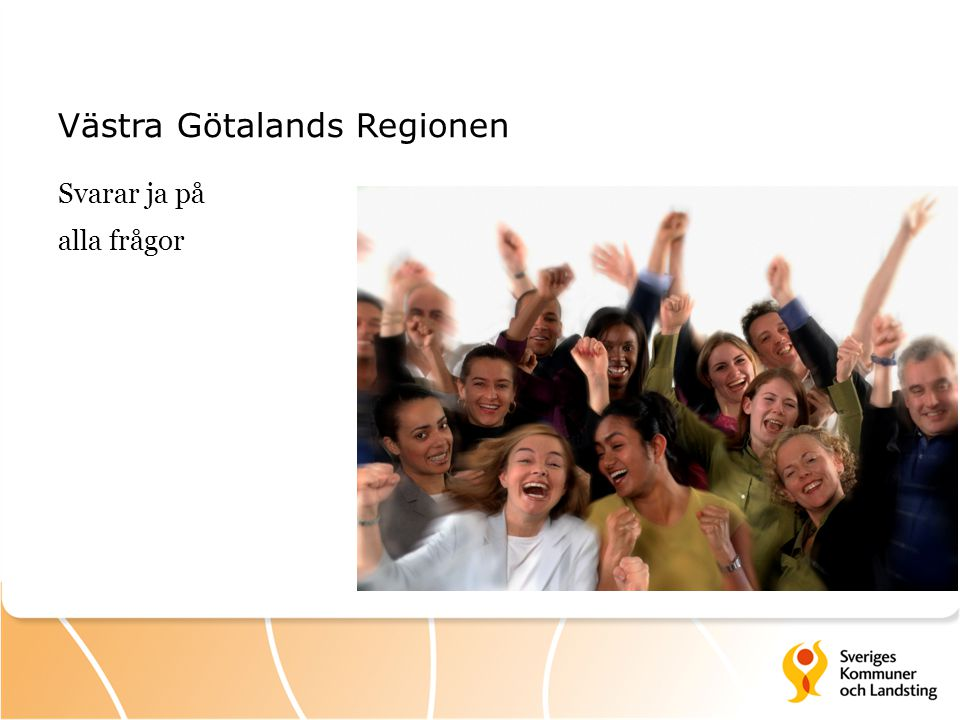 Västra Götalands Regionen