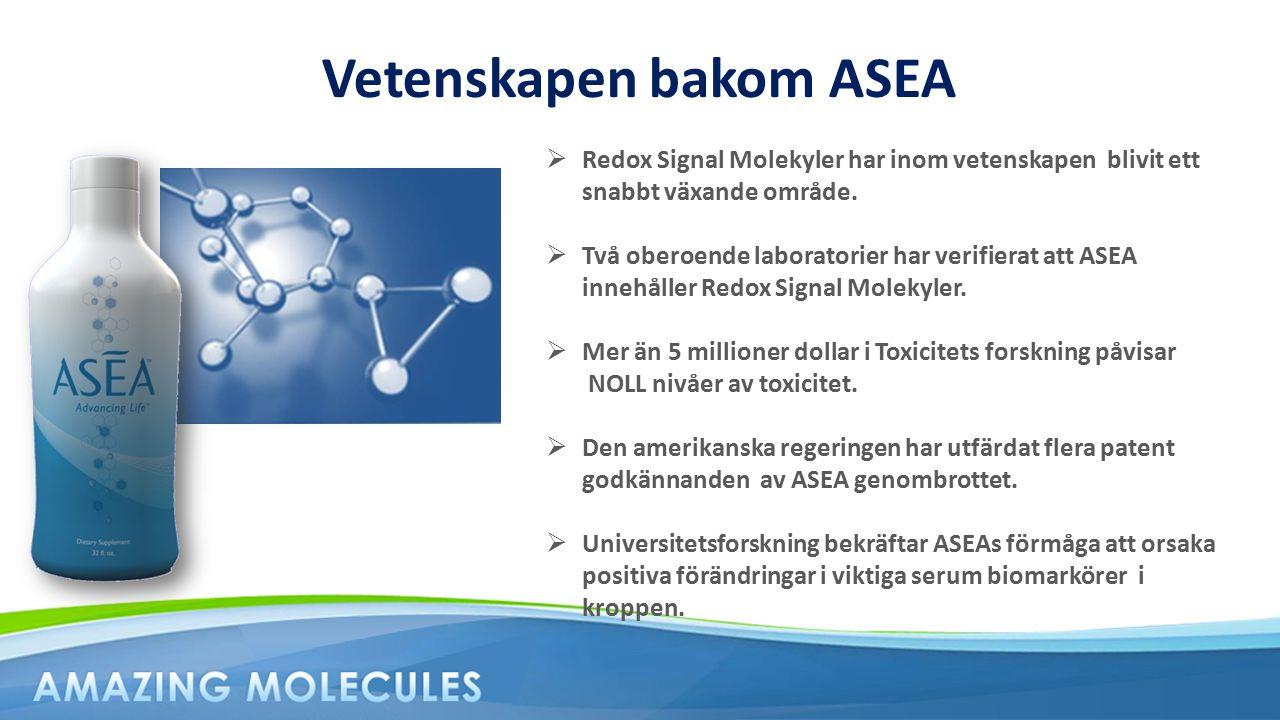 Vetenskapen bakom ASEA