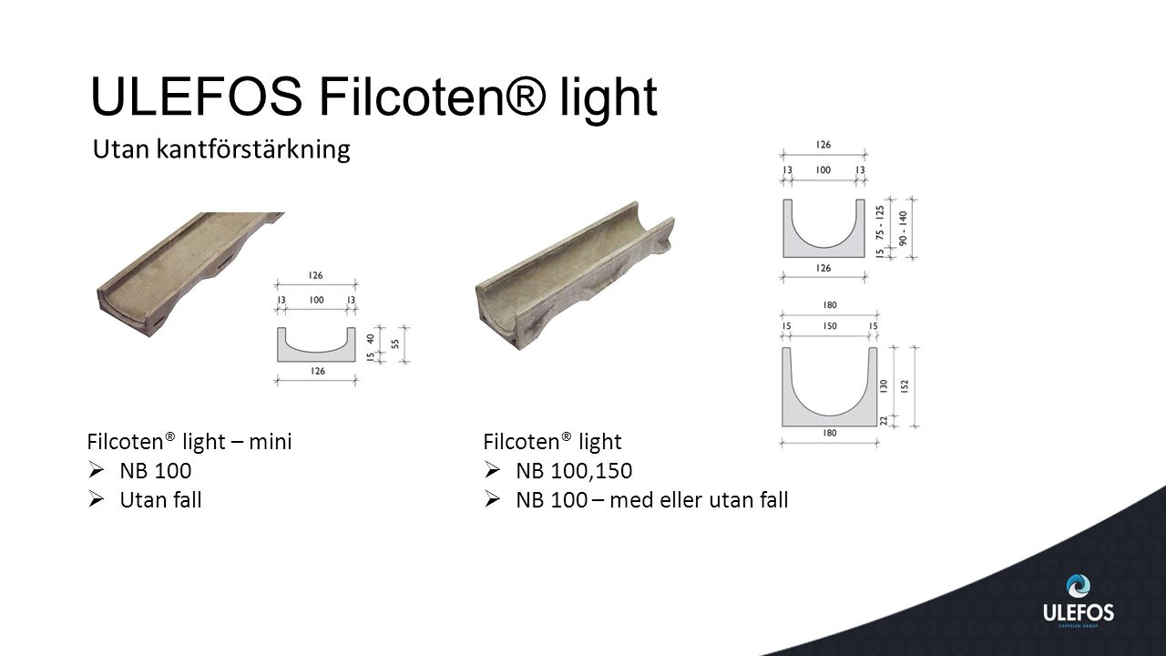 ULEFOS Filcoten® light