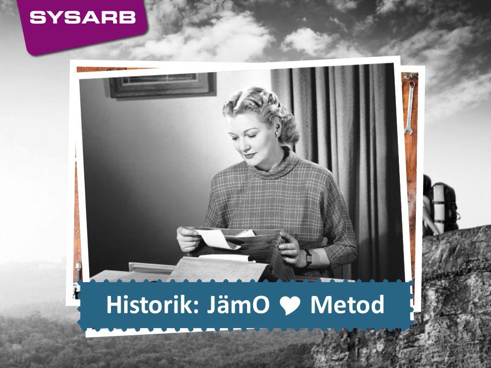 Historik: JämO Y Metod Bild 4 - Historik