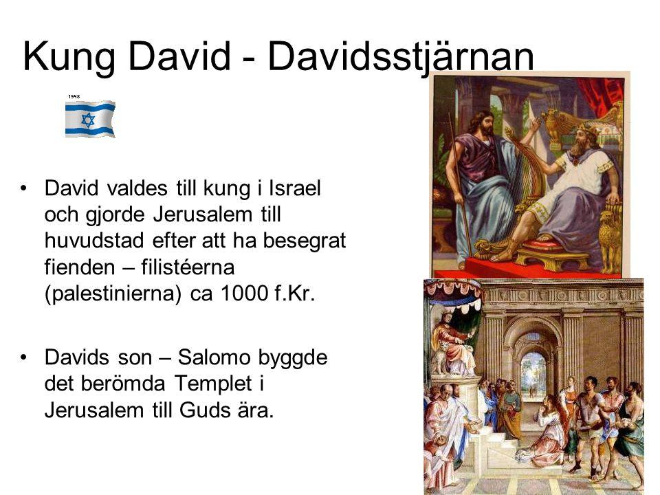 Kung David - Davidsstjärnan