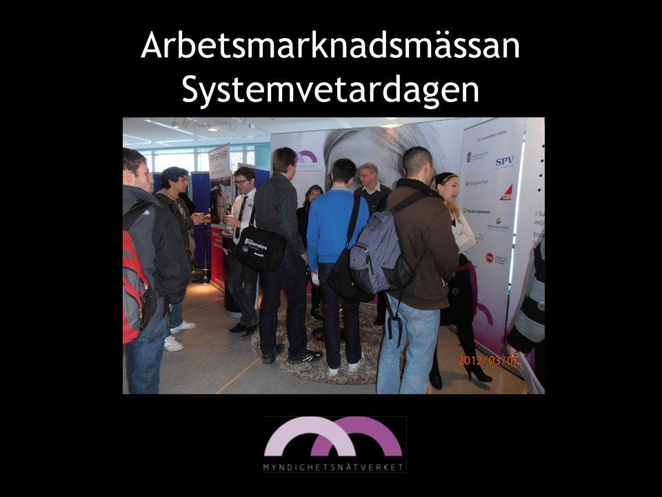 Arbetsmarknadsmässan Systemvetardagen