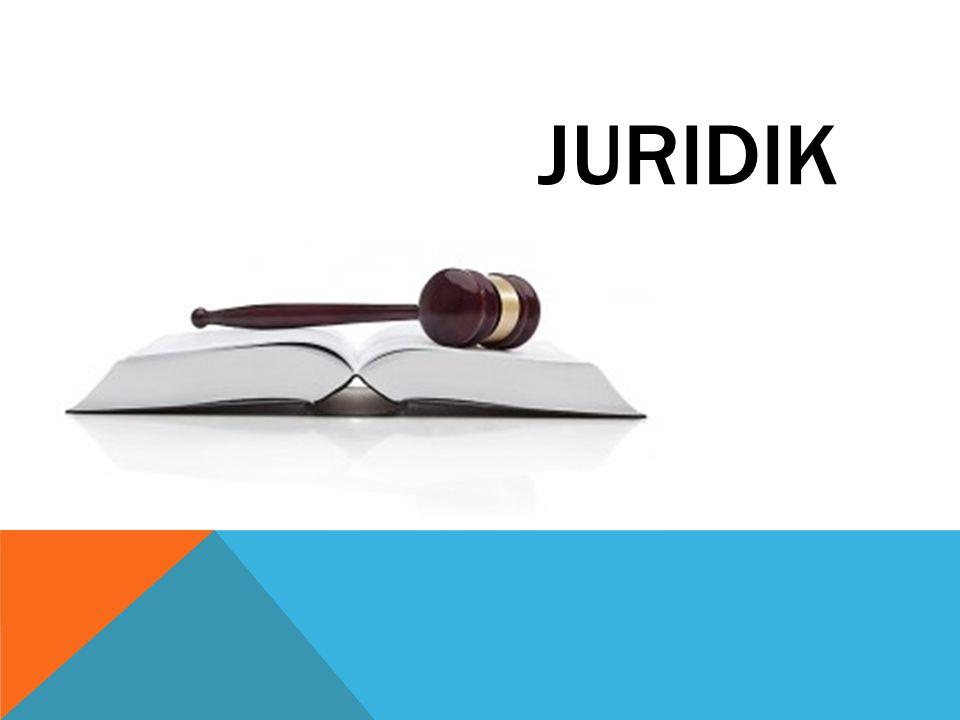Juridik