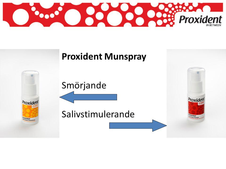 Proxident Munspray Smörjande Salivstimulerande
