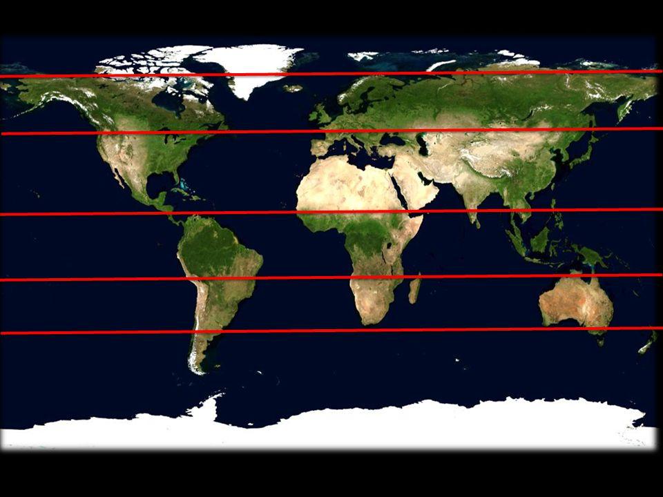 Satellitbilder som satts ihop för molnklart så vi ser marken - vegetationen