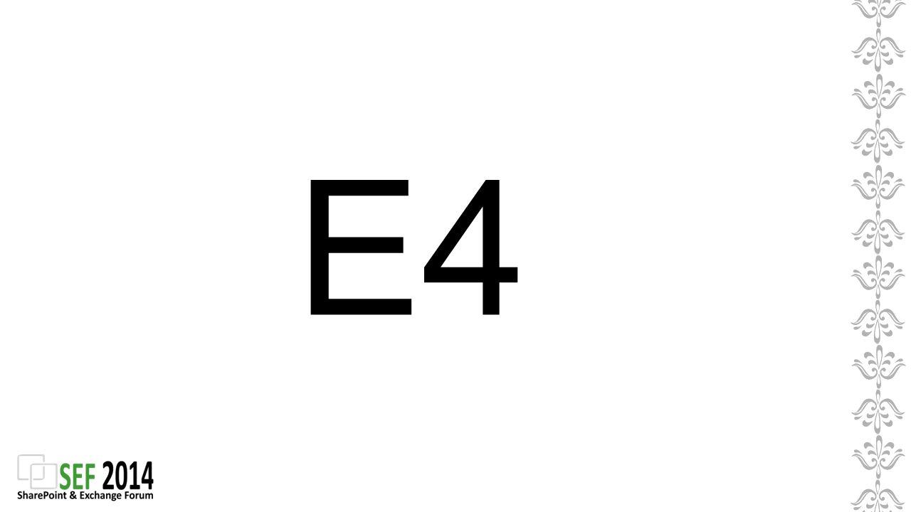 E4 Varför E4 om det ändå inte finns voice i O365