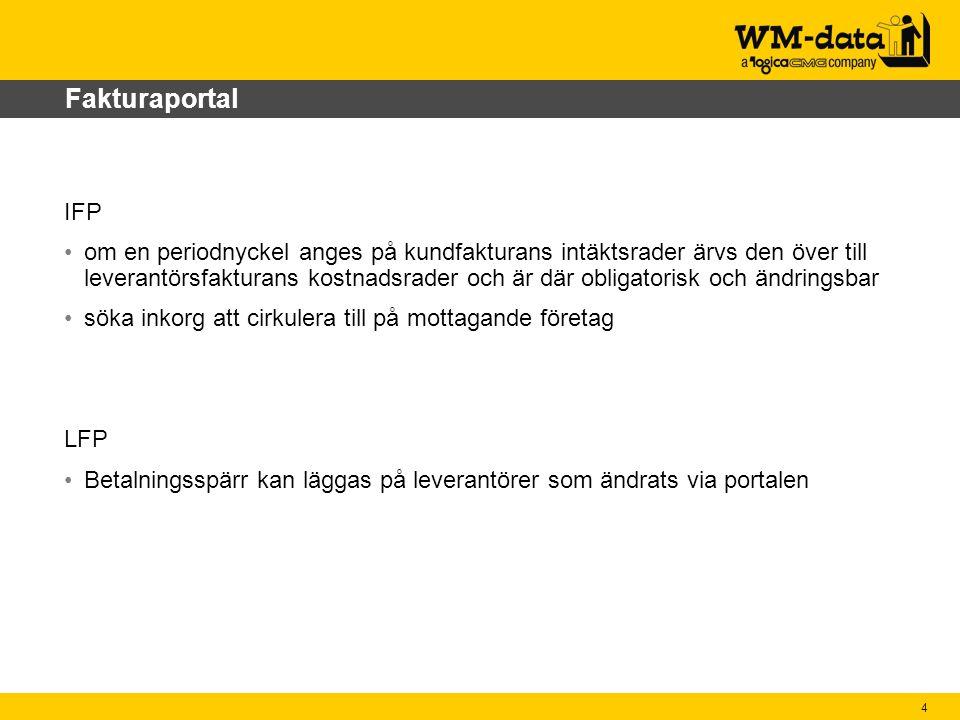 Fakturaportal IFP.