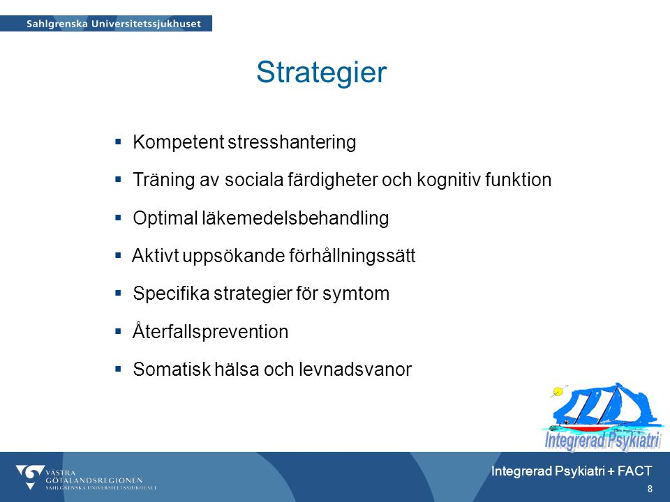 Strategier Kompetent stresshantering