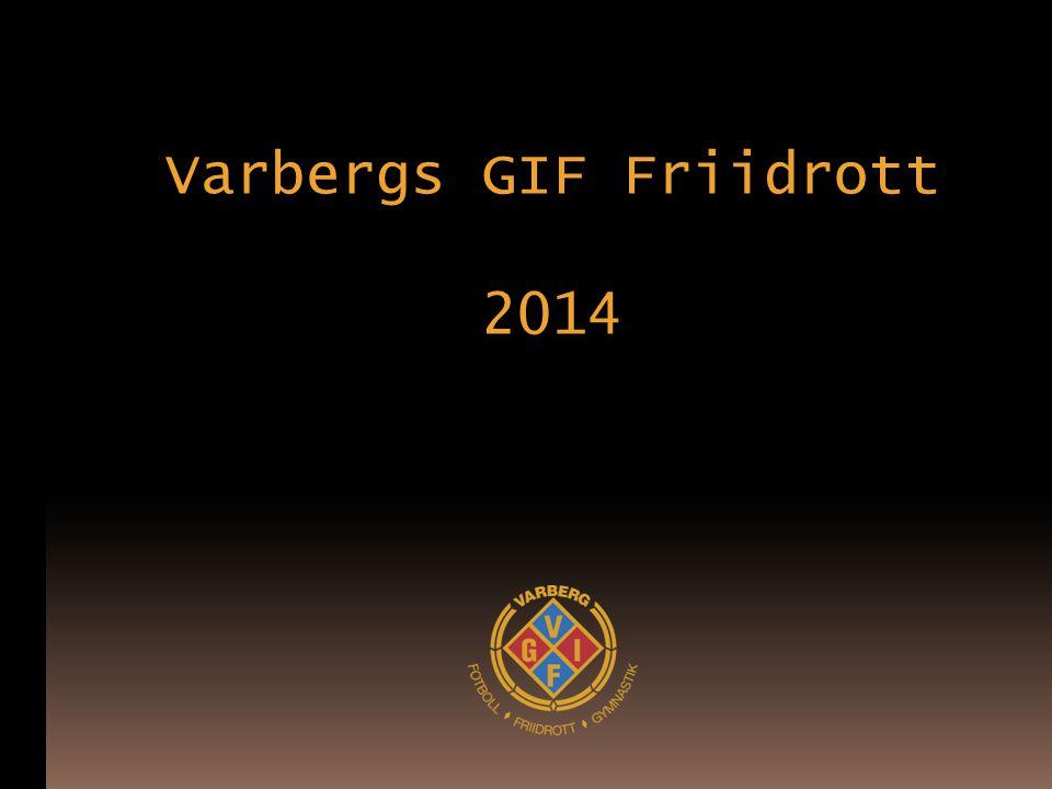 Varbergs GIF Friidrott 2014