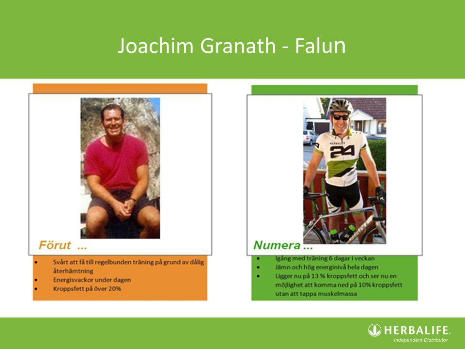 Joachim Granath - Falun