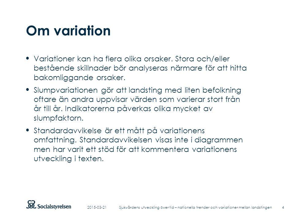 Om variation