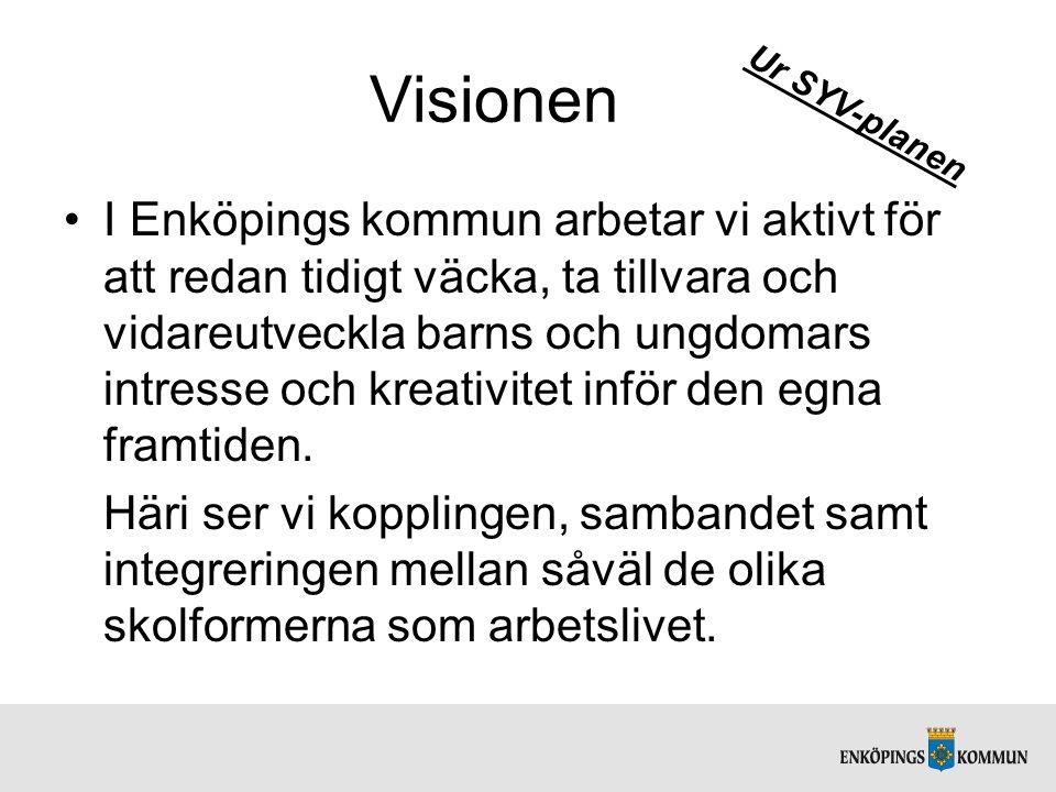 Visionen Ur SYV-planen.