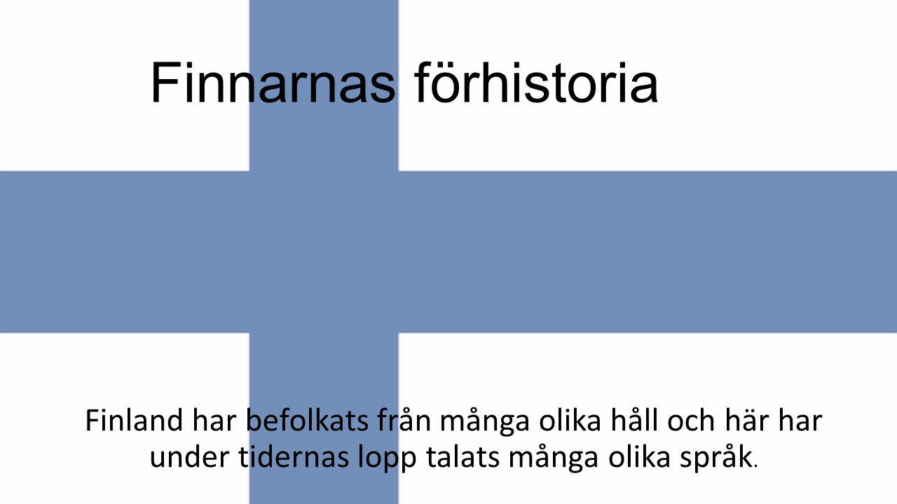 Finnarnas förhistoria