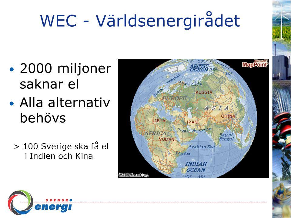 WEC - Världsenergirådet