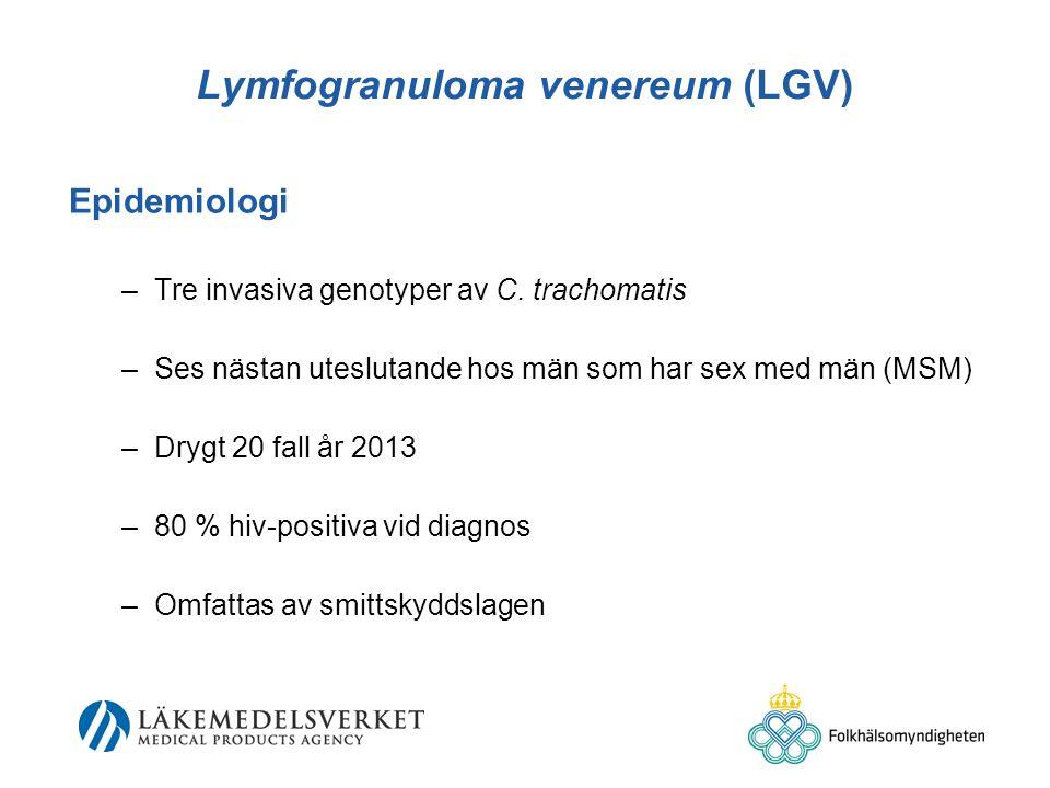 Lymfogranuloma venereum (LGV)