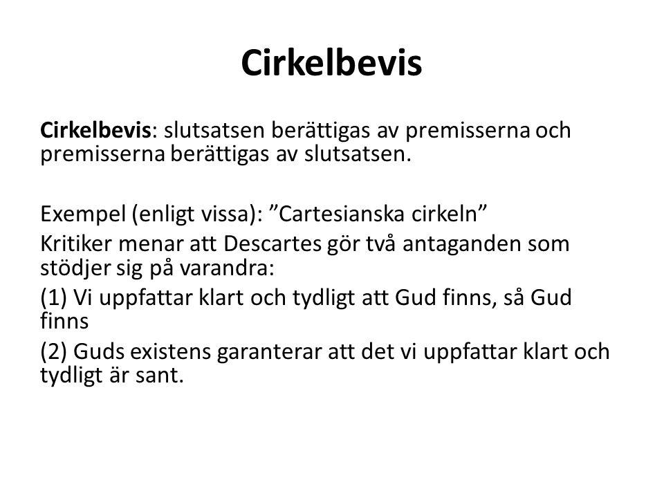 Cirkelbevis