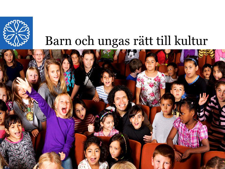 Barn och ungas rätt till kultur