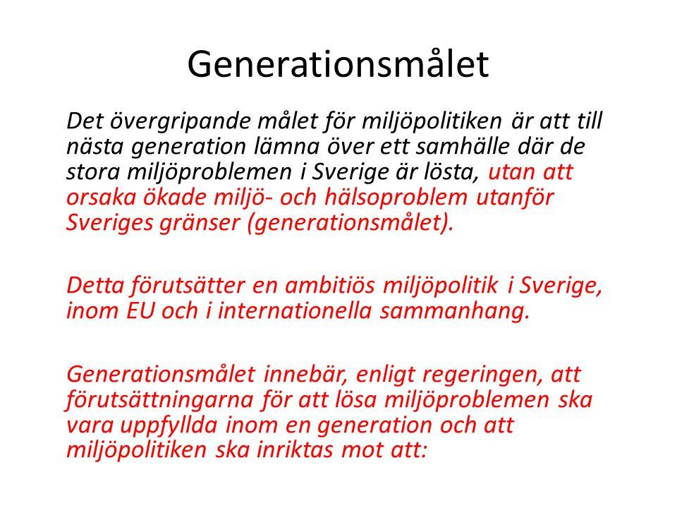 Generationsmålet