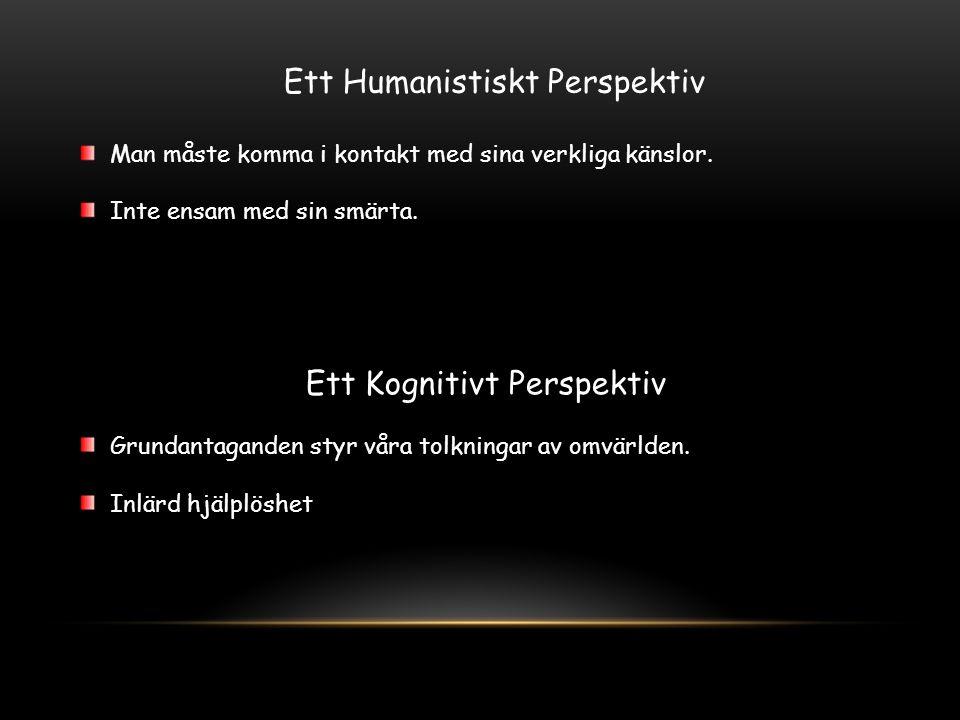 Ett Humanistiskt Perspektiv