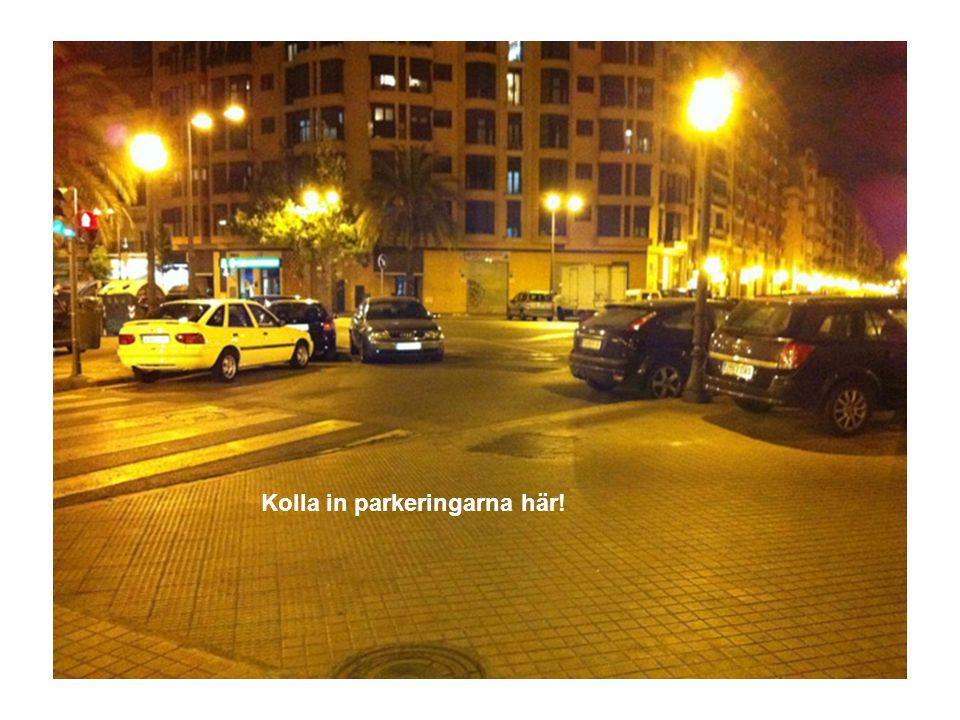 Kolla in parkeringarna här!