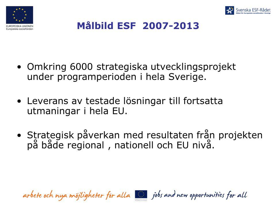 Leverans av testade lösningar till fortsatta utmaningar i hela EU.