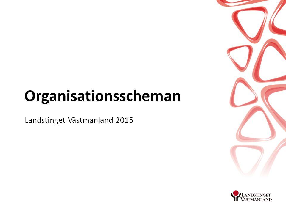 Organisationsscheman