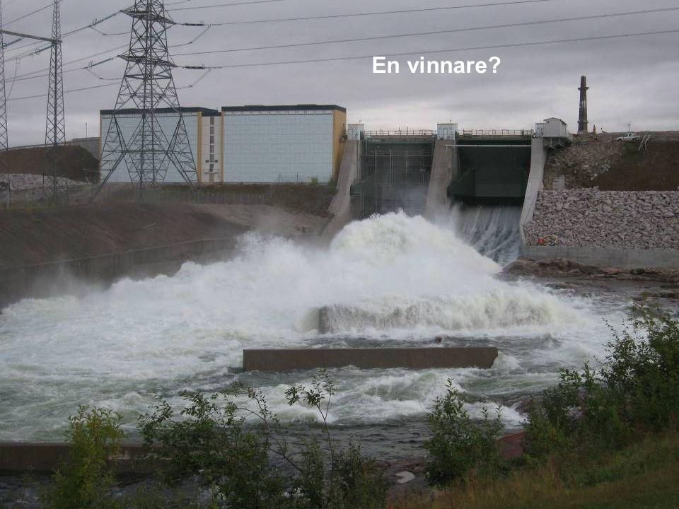 Vattenkraften i ett klimatförändringsperspektiv