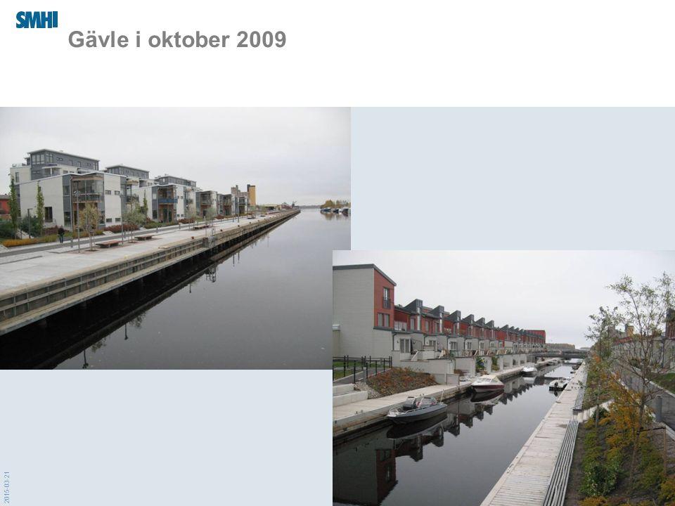 Gävle i oktober 2009 2017-04-08