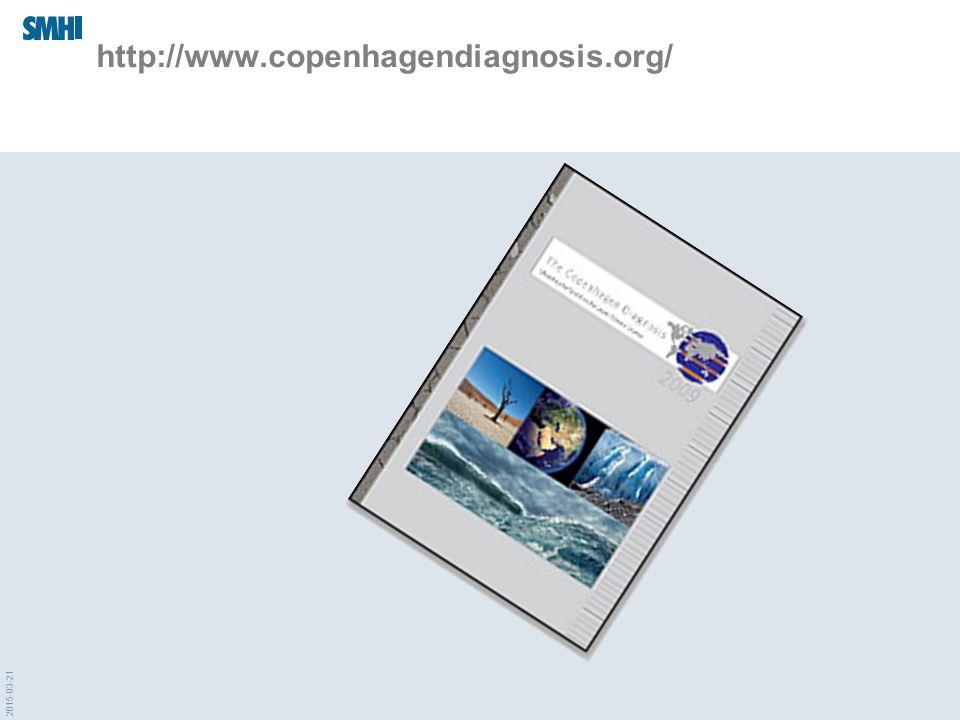 http://www.copenhagendiagnosis.org/ 2017-04-08