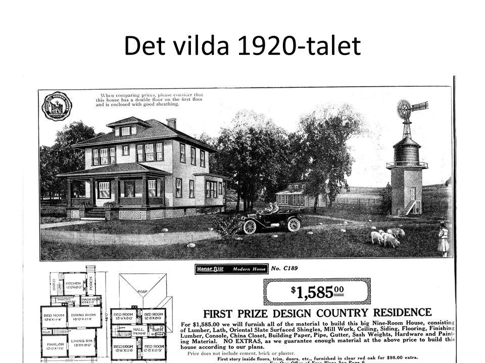 Det vilda 1920-talet
