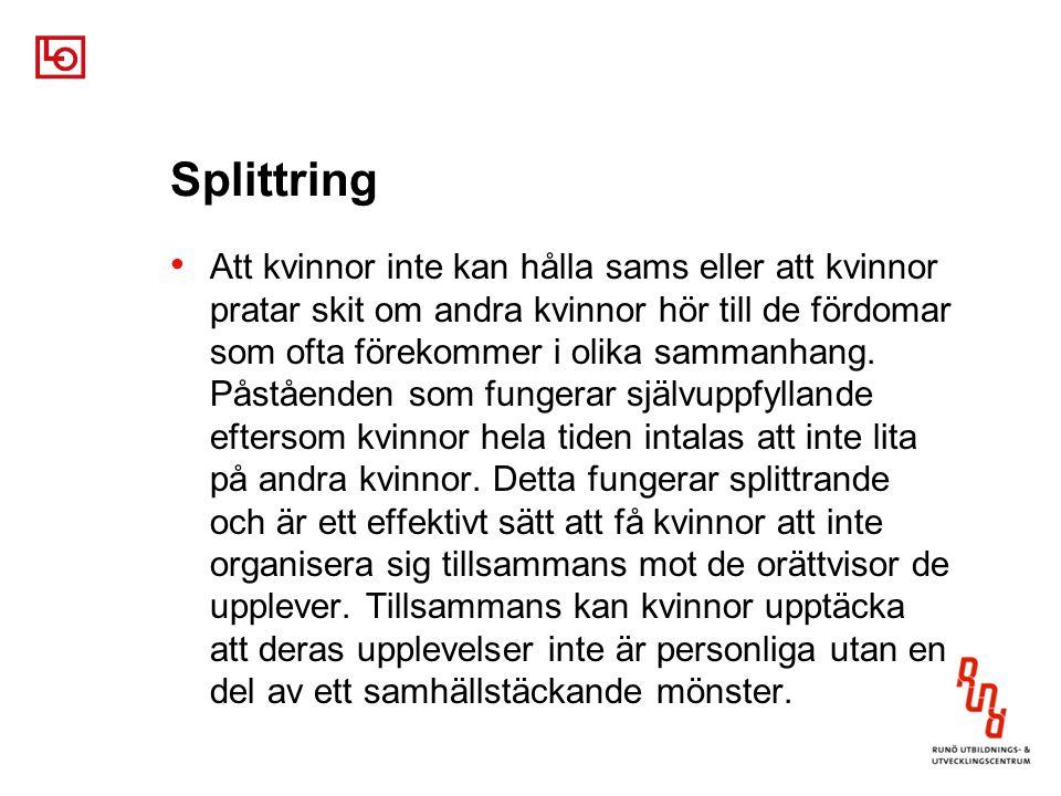 Splittring