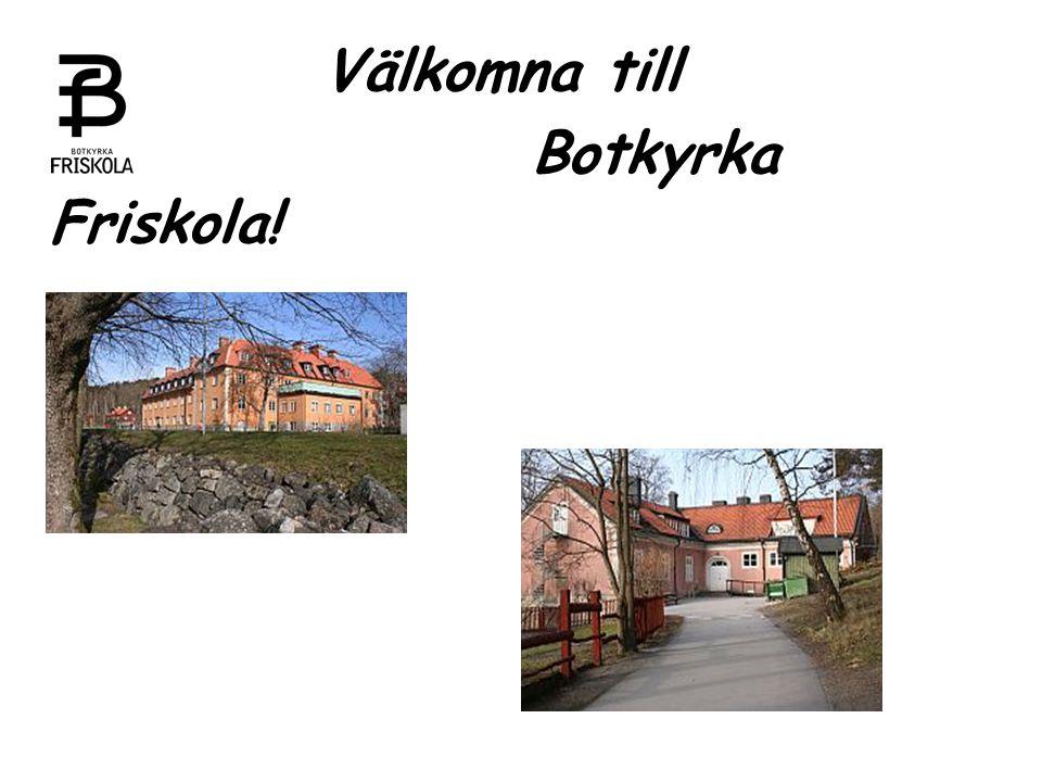 Välkomna till Botkyrka Friskola!