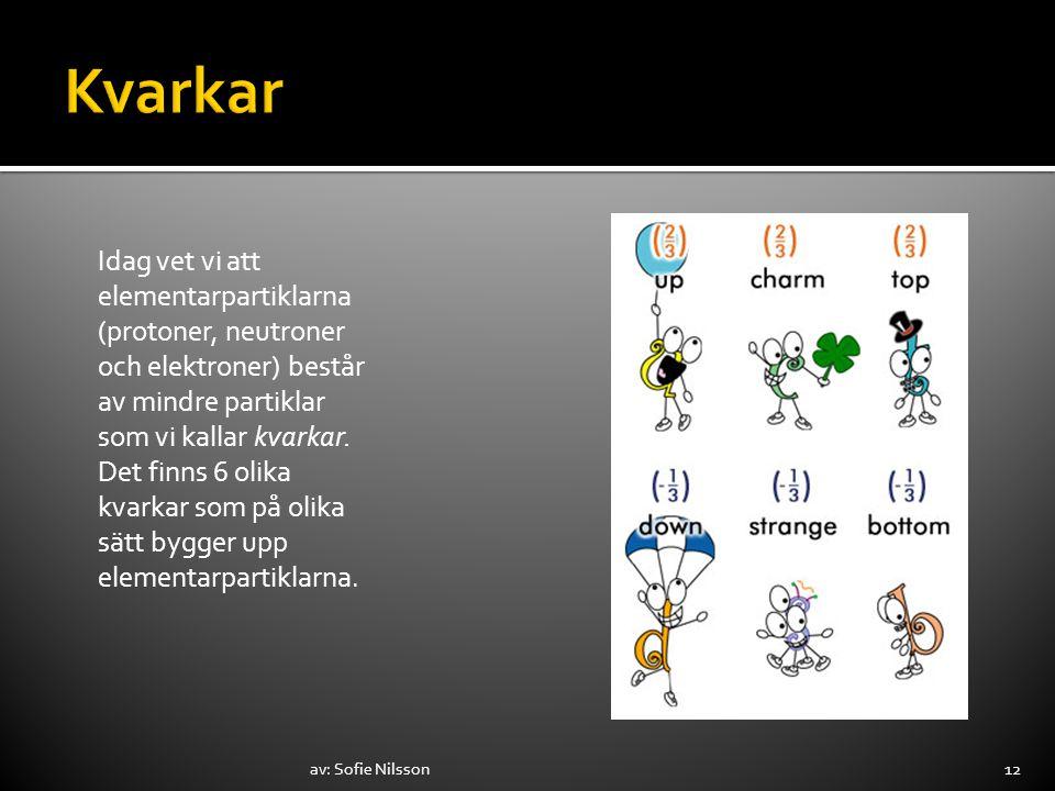 Kvarkar