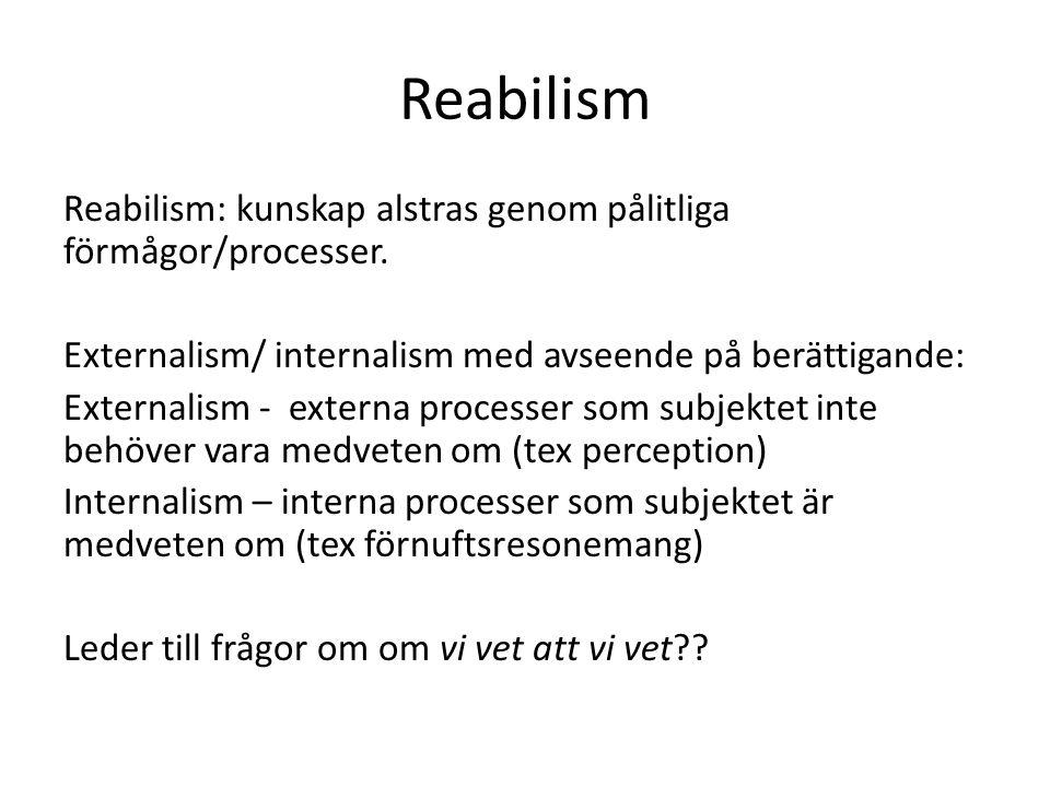 Reabilism