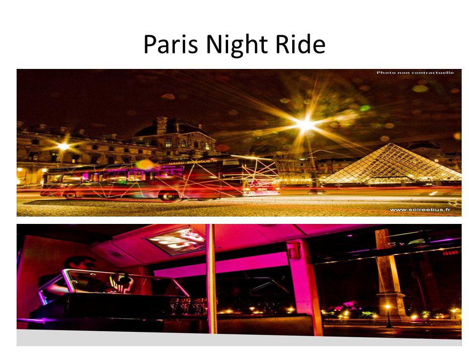 Paris Night Ride