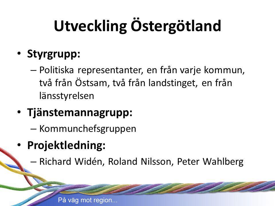 Utveckling Östergötland