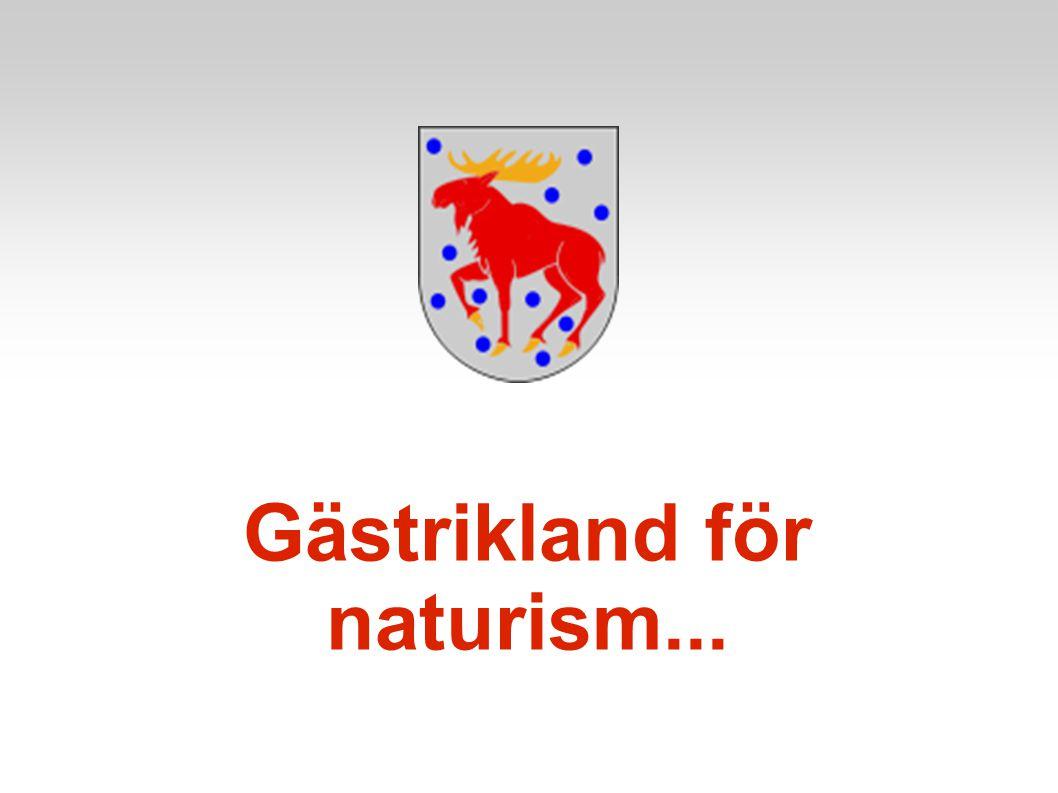 Gästrikland för naturism...