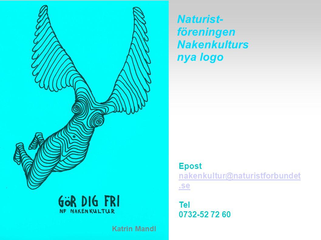 Naturist-föreningen Nakenkulturs nya logo