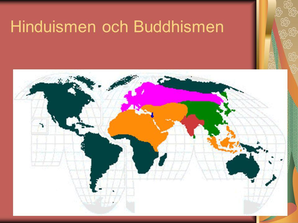 Hinduismen och Buddhismen
