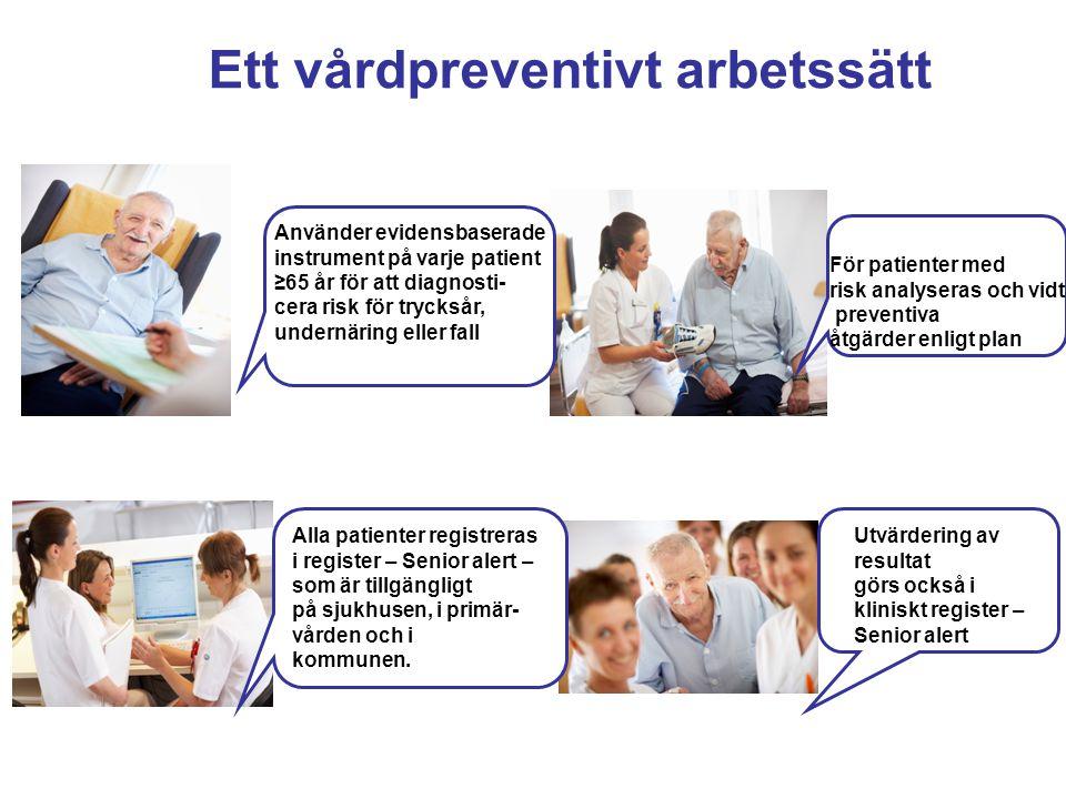 Ett vårdpreventivt arbetssätt