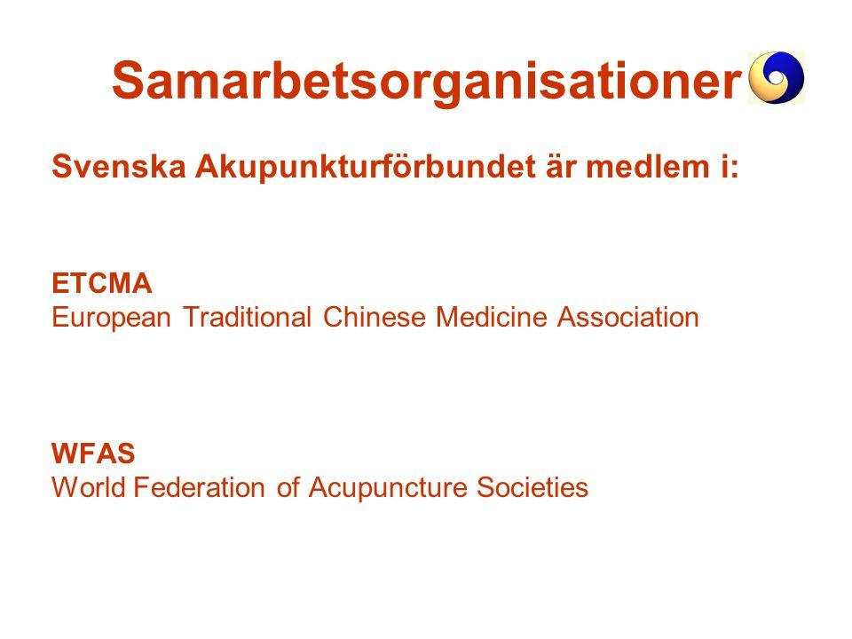 Samarbetsorganisationer