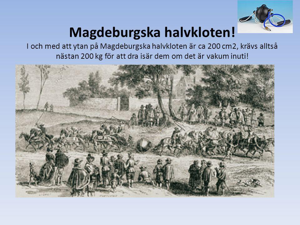 Magdeburgska halvkloten