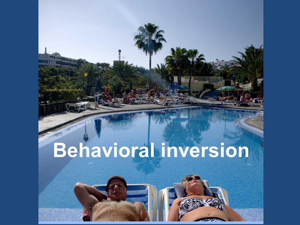 Behavioral inversion