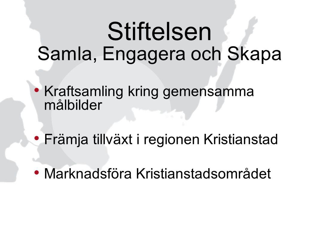 Stiftelsen Samla, Engagera och Skapa