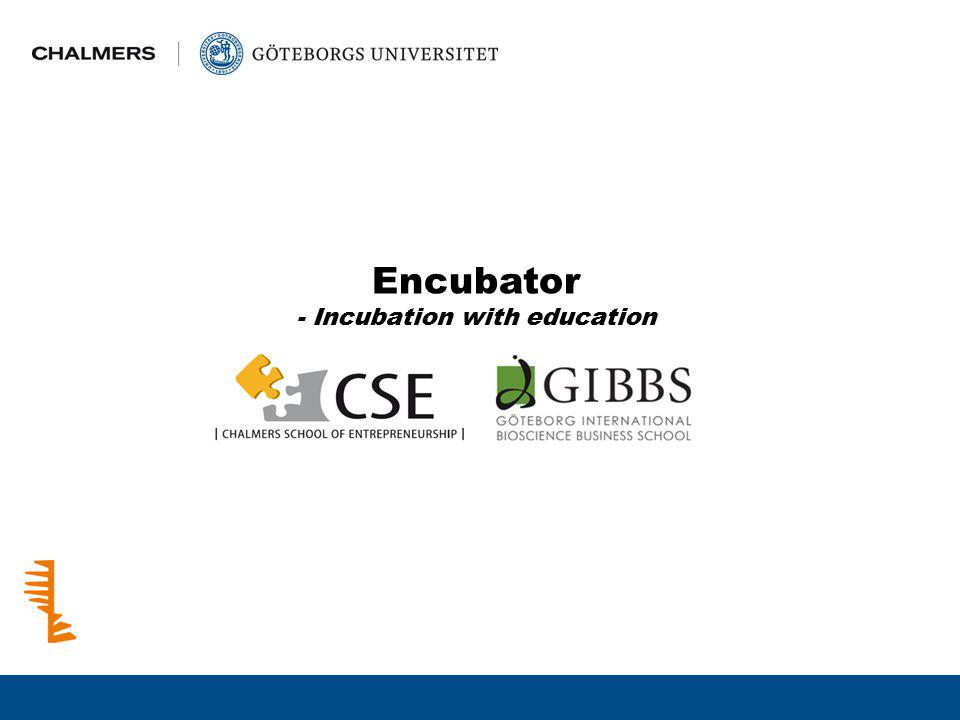 - Incubation with education
