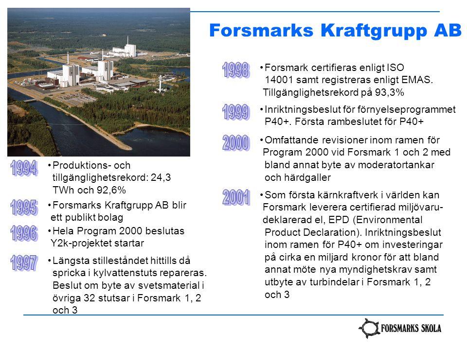 Forsmarks Kraftgrupp AB