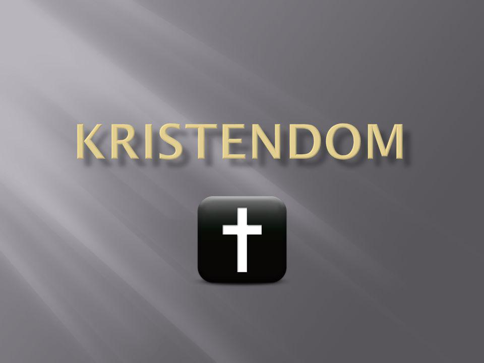 kristendom